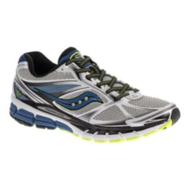 Saucony Men's PowerGrid Guide 8 Running Shoes - Grey/Blue
