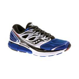 Saucony Men's Hurricane ISO Running Shoes - Grey/Blue