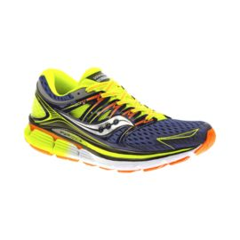 Saucony Powergrid Triumph ISO 12 Men's Wide Running Shoes