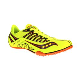 Saucony Men's SpitFire 3 Running Shoes - Yellow/Black