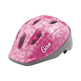 Giro Rodeo Kids' Bike Helmet - Pink Leopard