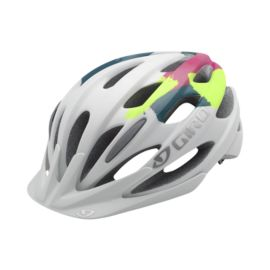 Giro Verona Women's Bike Helmet - Matte White Brush Strokes