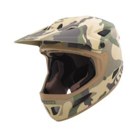 Giro Cipher Bike Helmet - Matte Green Camo