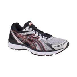 ASICS Men's Gel Excite 2 Running Shoes - White/Black/Red