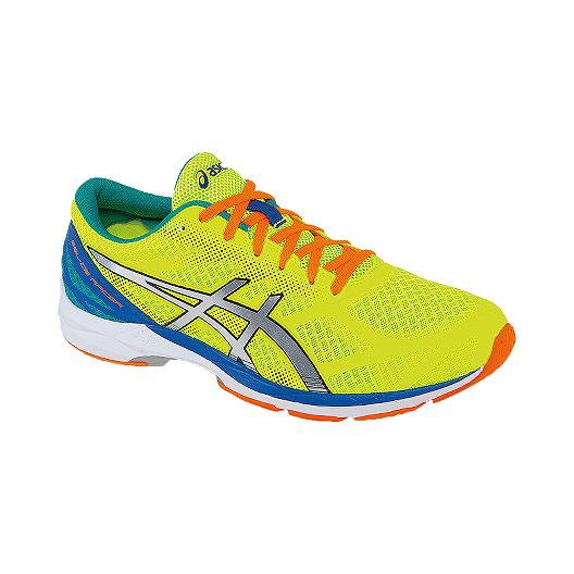 gorąca sprzedaż online przed Sprzedaż Darmowa dostawa ASICS Men's Gel DS Racer 10 Running Shoes - Yellow/Blue ...