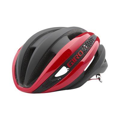Giro Synthe Helmet - Red/Matte Black