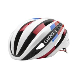 Giro Synthe Helmet - White/Red/Blue