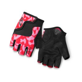 Giro Bravo Junior Glove - Pink/Black