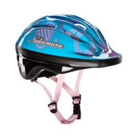 Nakamaura Speeder Child Girls Helmet - 2015