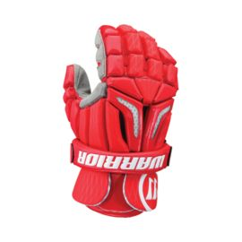 "Warrior Burn Pro 13"" Lacrosse Glove - Red"