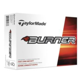 TaylorMade Burner Golf Ball 2014 - 12 Pack
