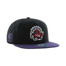 Toronto Raptors Sure Shot Two Tone Cap