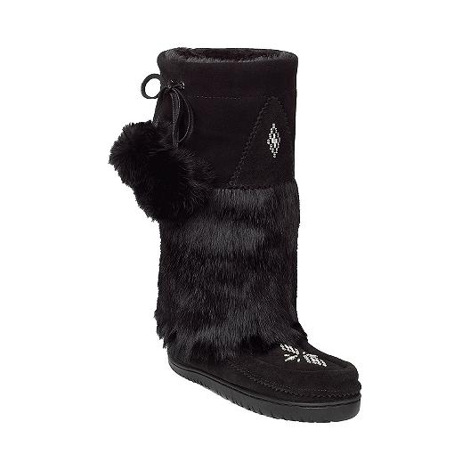 c90d4d4b5 Manitobah Women s Snowy Owl Mukluk Winter Boots - Black