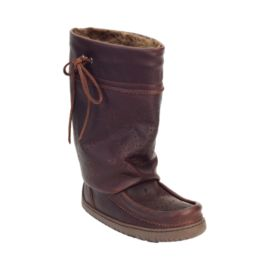 Manitobah Mid Gatherer Mukluk Women's Winter Boots - Cocoa