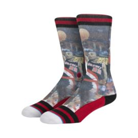 Stance NBA Legend Clyde Drexler Men's Socks