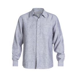 Quicksilver Waterman Burgess Islels Men's Linen Shirt