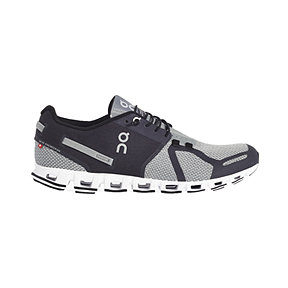 ON Men's Cloud Running Shoes - Black/Slate Grey