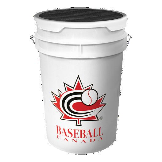 Rawlings Bucket of ROLB1X Practice Baseballs - 36 Pack