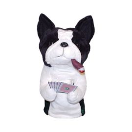 Golf Trends Poker Dog Headcover