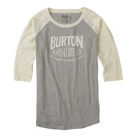 Burton All Things Women's Raglan T-Shirt