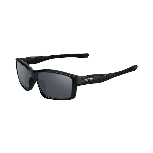 67a5eec4725b Oakley Chainlink Sunglasses - Black with Black Iridium Lenses ...