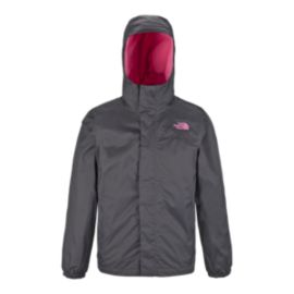 The North Face Fleece Lined Zipline Girls' Jacket