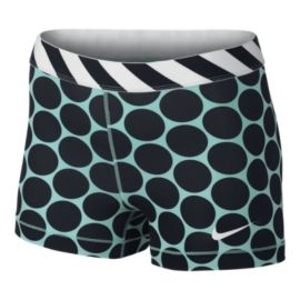 Nike Pro Big Dot Women's 3 Inch Shorts