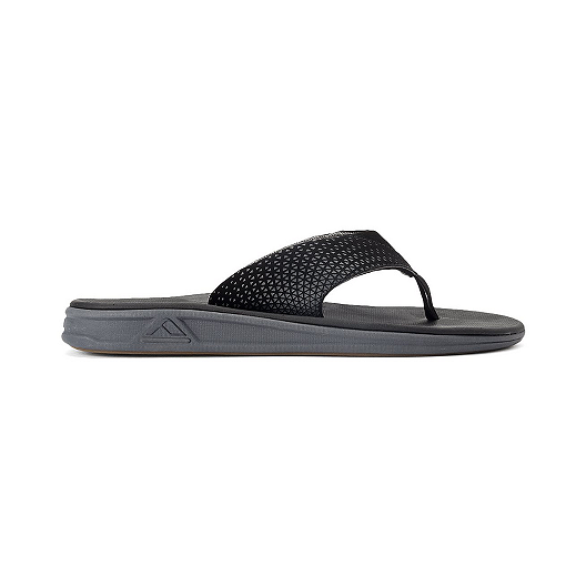 17a2f3ddbb3 Reef Men s Rover Sandals - Black