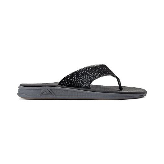 1d6d7be2f4e Reef Men s Rover Sandals - Black