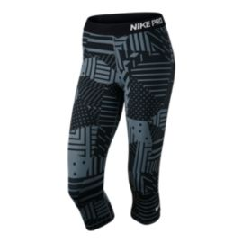 Nike Pro Patch Work Women's Capri Tight