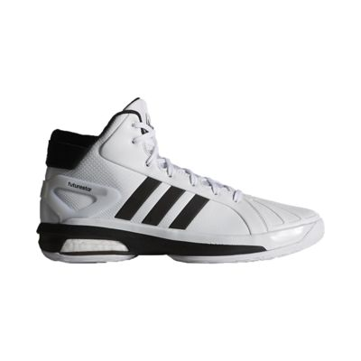 adidas Men's Boost Future Star Boost Men's Basketball Shoes White/Black e9489c