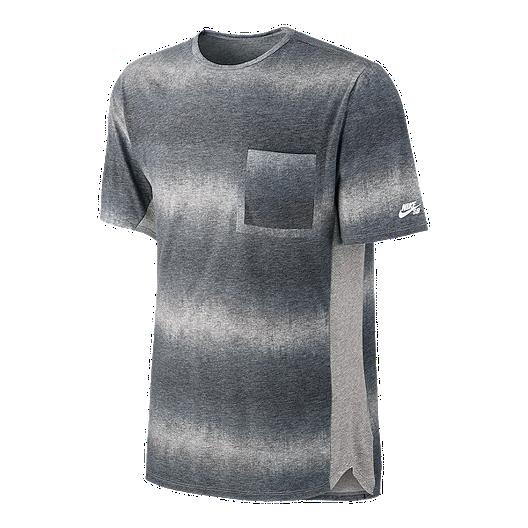 6300d699 Nike Sb Skyline Dri-FIT™ Cool Dip Fade Pocket Men's Short Sleeve Top |  Sport Chek