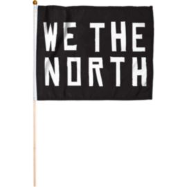 Toronto Raptors We The North Stick Flag