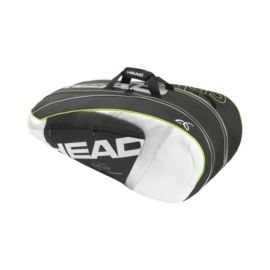 HEAD Djokovic 9R Super Combi Racquet Bag