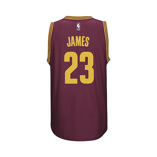 95a813f15 Cleveland Cavaliers Swingman Basketball Jersey - LeBron James   Sport Chek