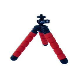 XSories Bendy Camera Tripod - Red