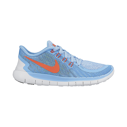 f368a3e9277d4 Nike Free 5.0 Girls  Grade-School Running Shoes