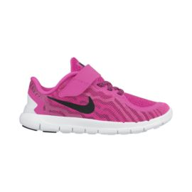 Nike Free 5.0 Pre-School Girls Running Shoes