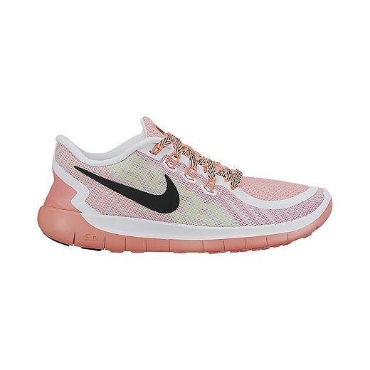 Nike Free 5.0 Grade School Girls Running Shoes | Sport Chek