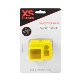 XSories Silicone Cover GoPro 3+ - Yellow