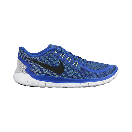bbbacb22f96ff Nike Free 5.0 Grade-School Kids Running Shoes