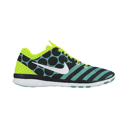 edcd9a5f5 Nike Women's Free 5.0 TR Fit 5 Breathe Training Shoes - Black/Teal  Pattern/Volt | Sport Chek