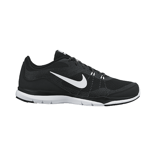 fd32b40371a4 Nike Women s Flex TR 5 Training Shoes - Black White