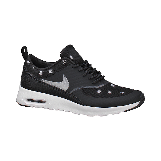 sale retailer 34137 f068a Nike Women's Air Max Thea Shoes - Black/Print | Sport Chek