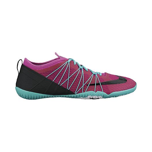 ab2680c7d739 Nike Women s Cross Bionic 2.0 Training Shoes - Purple Teal Black ...