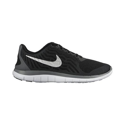 a360e0c68d64d Nike Women s Free 4.0 V5 Running Shoes - Black White