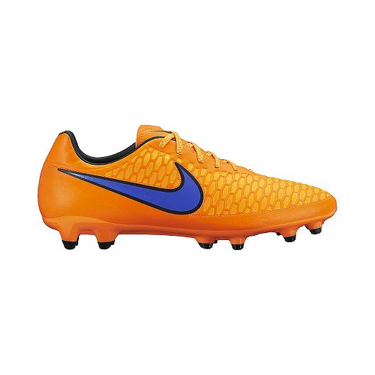 27994b7bc6a4 Nike Men's Magista Onda FG Outdoor Soccer Cleats - Orange/Purple/Black |  Sport Chek
