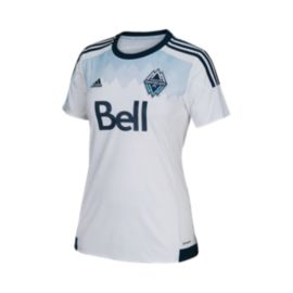 Vancouver Whitecaps Women's Replica Home Soccer Jersey