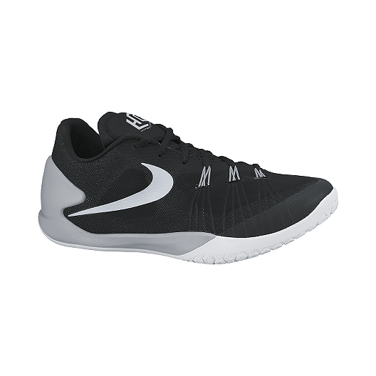 7efc561452 Nike Men s Hyperchase Basketball Shoes - Black White