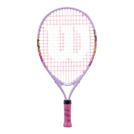 "Wilson Dora 19"" Junior Tennis Racquet"